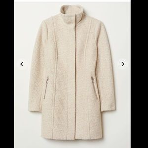Women's H&M Wool Blend Coat